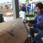Carving on the Edge Festival