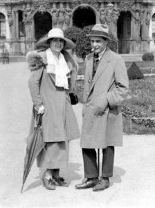 Leon and Thea Koerner