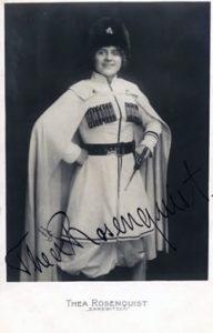 Thea Rosenquist